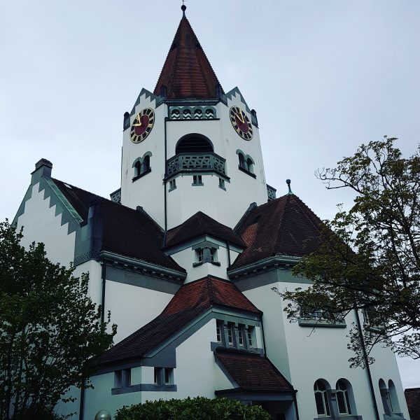 Kirche Weinfelden