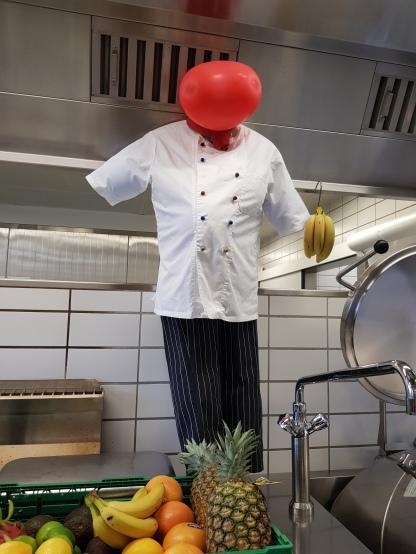 Hereinspaziert in die Küche!