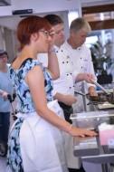 Gildenköche in der Vivala-Küche