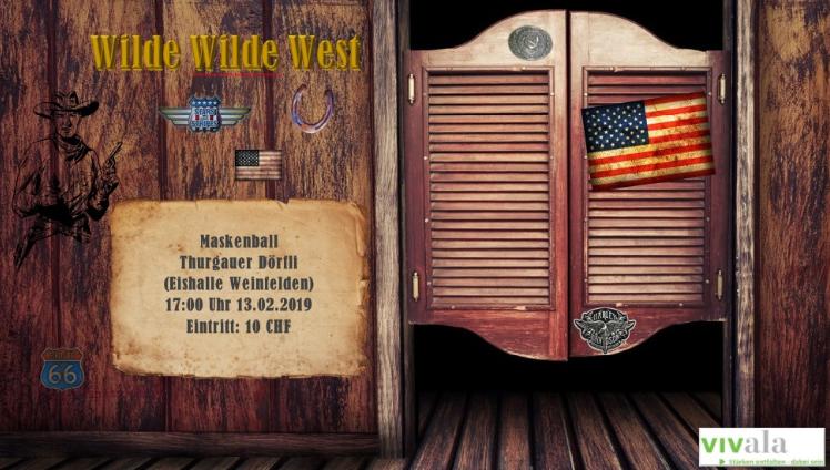Flyer Wild Wild West 2019